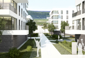 RTW Architekten BaileyPark Weg 295x200
