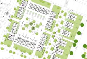 RTW Architekten BaileyParkII Lageplan 295x200