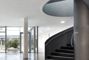 RTW Architekten G9 Aula 295x200