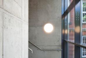 RTW Architekten G9 Detail Treppenhaus 295x200