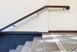 RTW Architekten G9 Detail Treppenhaus2 295x200