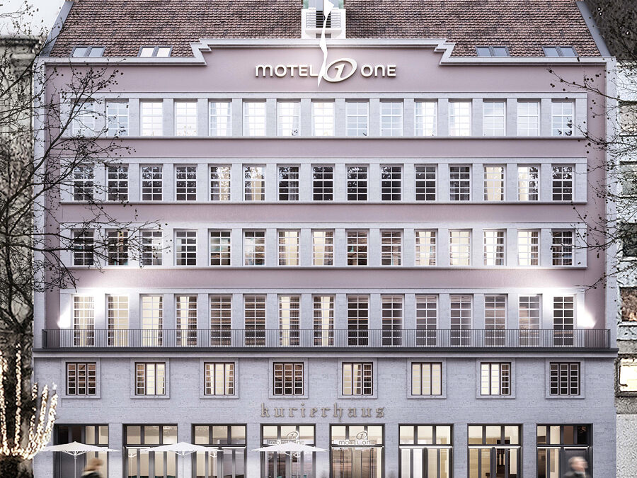 Motel One – Kurierhaus