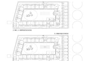 RTW Architekten MotelOne Grundrisse 295x200
