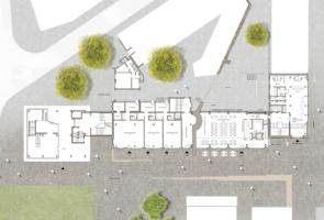 RTW Architekten RathausKontor Grundriss 295x200