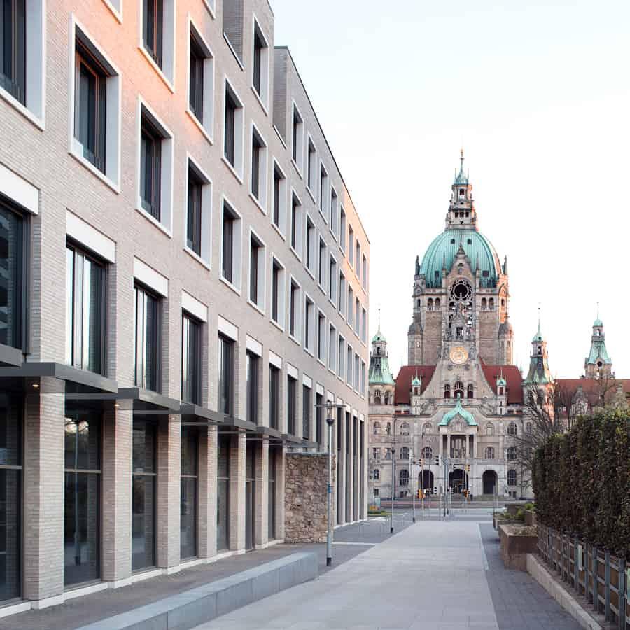 RTW Architekten RathausKontor Rathaus