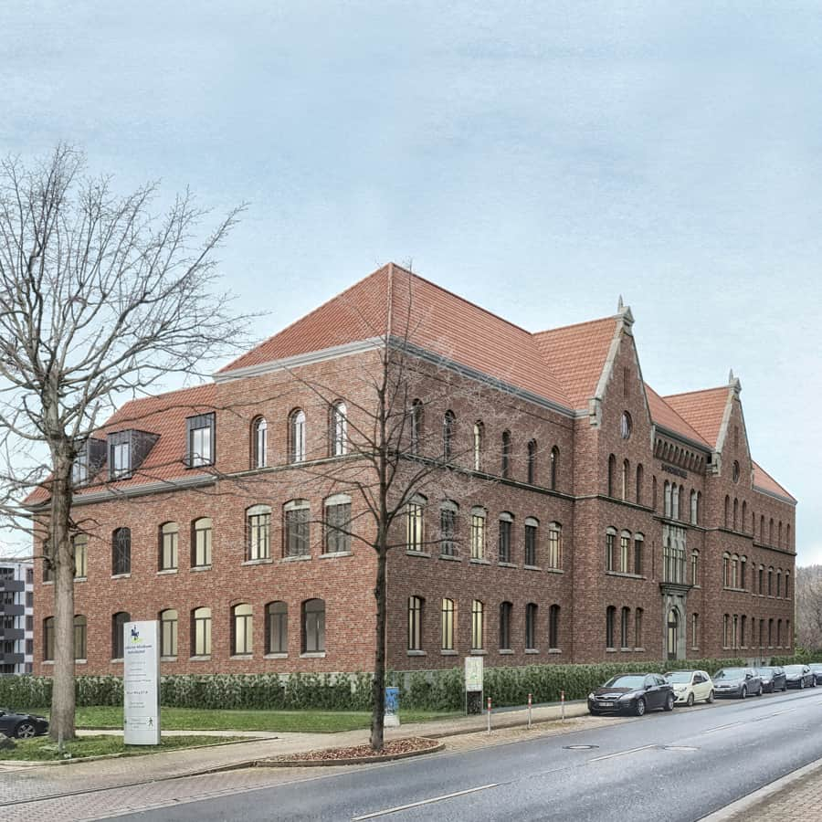 RTW Architekten Samsonschule Ansicht