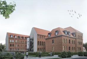 RTW Architekten Samsonschule Fassade 295x200