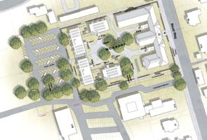 RTW Architekten Samsonschule Lageplan 295x200