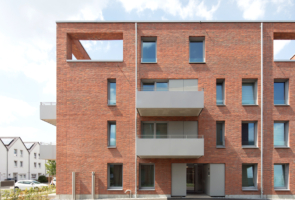 RTW Architekten Stadtvillen Ansicht 1 295x200