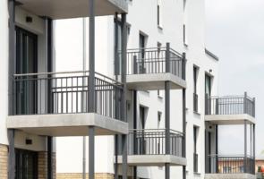RTW Architekten Weiherfeld Balkone 295x200