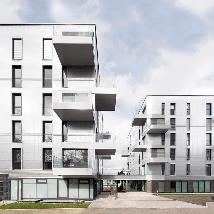 RTW Architekten Wohnzwillling Beitrag
