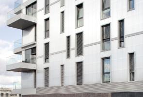 RTW Architekten Wohnzwillling Fassade 295x200