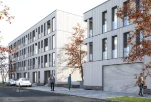 RTW Architekten Hellwinkelterrassen Strasse 295x200