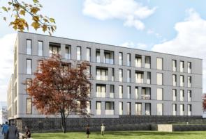 RTW Architekten Hellwinkelterrassen Weg 295x200