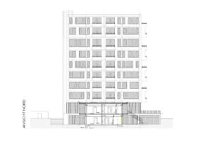 RTW Architekten KL20 Goettingen Ansicht Nord 295x200