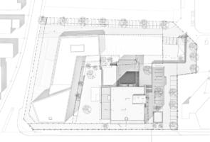 RTW Architekten KL20 Goettingen Lageplan 295x200