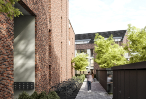 RTW Architekten KWG Sarstedt Eingang 295x200