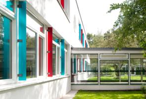RTW Architekten AL Schule Gang 295x200