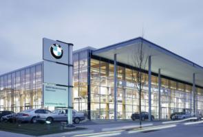 RTW Architekten BMW Expo Aussenfront 295x200