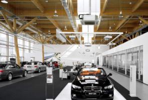 RTW Architekten BMW Expo Ausstellung 295x200