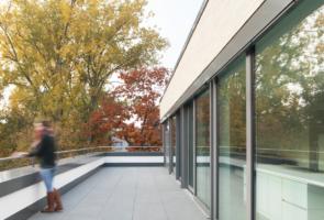 RTW Architekten Bultterrassen Aussen Dachterrasse 295x200