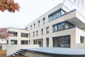 RTW Architekten Bultterrassen Aussen Gartenansicht 295x200