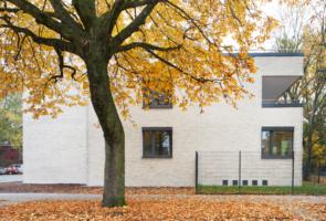 RTW Architekten Bultterrassen Aussen Strassenansicht 295x200