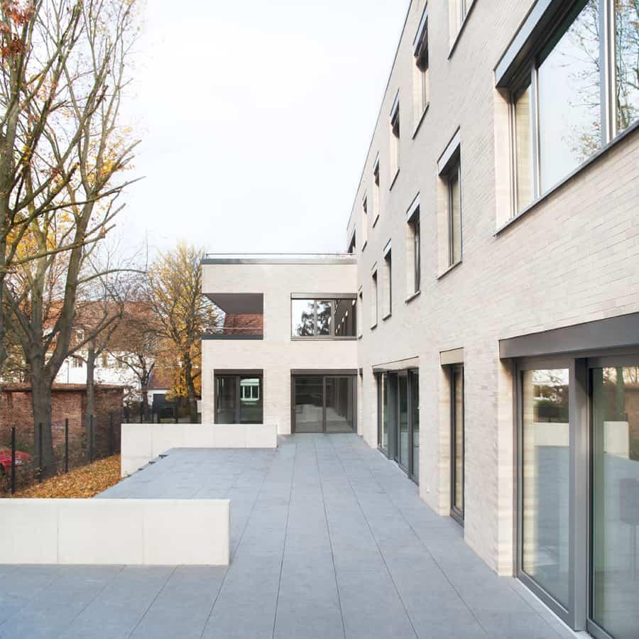 RTW Architekten Bultterrassen Aussen Terrasse