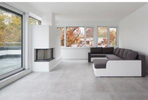 RTW Architekten Bultterrassen Innen Wohnzimmer 295x200