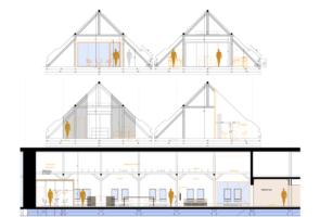 RTW Architekten CF Buero Schnitte 295x200