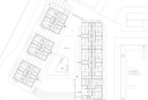 RTW Architekten Doktorsklappe Grundriss 295x200