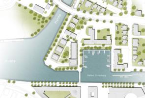RTW Architekten Doktorsklappe Lageplan 295x200