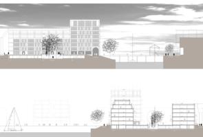 RTW Architekten Doktorsklappe Schnitte 295x200