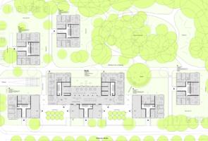 RTW Architekten Eichenpark Grundriss 295x200