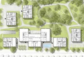RTW Architekten Eichenpark Uebersicht 295x200