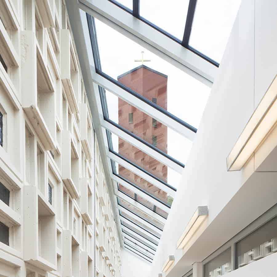 RTW Architekten Gemeindehaus GB Turm