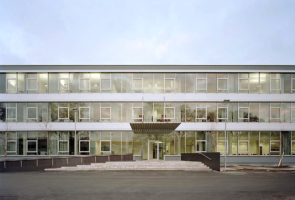 RTW Architekten Hanomag Fassade 295x200