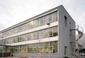 RTW Architekten Hanomag Fassade Ausschnitt 295x200