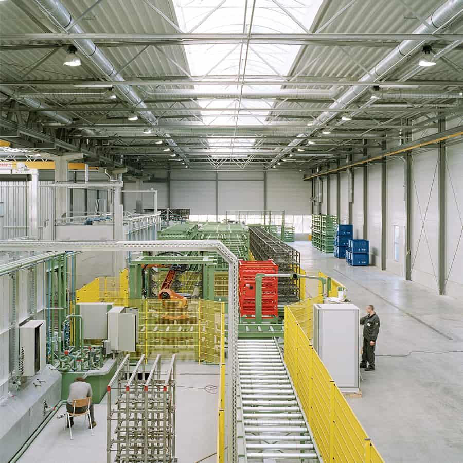 RTW Architekten Hanomag Halle