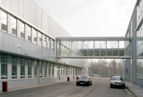 RTW Architekten Hanomag Laubengang 295x200