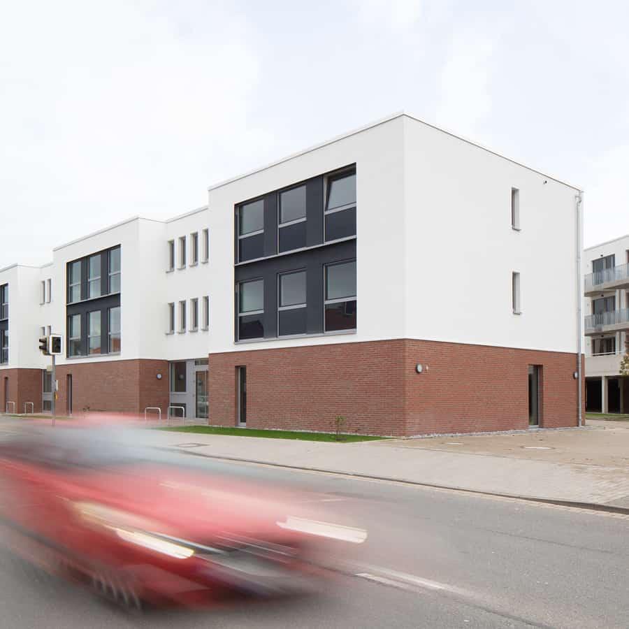 RTW Architekten Hemmingen Ansicht Ecke