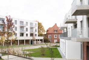RTW Architekten Hemmingen Innenhof 295x200