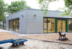 RTW Architekten Kita Waldheim Ansicht 2 295x200