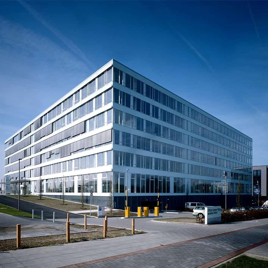 RTW Architekten OCP Ansicht Ecke 2