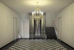 RTW Architekten Villa Zeppelin Treppenhaus 295x200