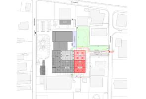 RTW Architekten WDT Garbsen Lageplan 295x200