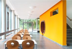 RTW Architekten WDT Humboldschule Mensa Treppe 295x200