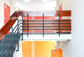 RTW Architekten WDT Humboldschule Treppenhaus 295x200
