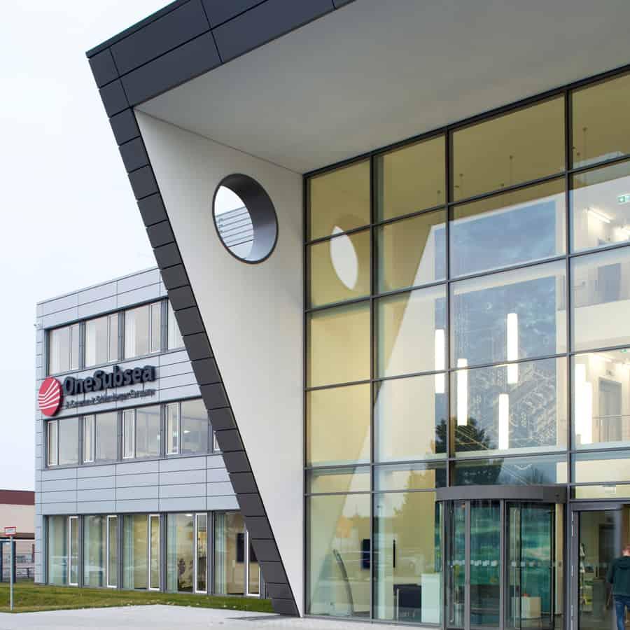 RTW Architekten WDT OneSubsea Eingang