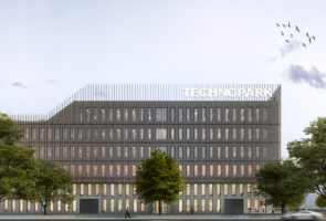 RTW Architekten Technopark Ansicht 295x200
